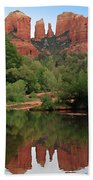 Cathedral Rock 1 Beach Towel