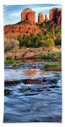 Cathedral Rock II Beach Towel