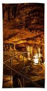 Cavern Path 3 Beach Towel