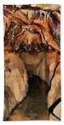 Cavern Path Beach Towel