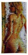 Cbist Nude Beach Towel