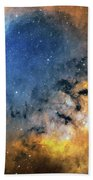 Cederblad 214 Emission Nebula Beach Towel