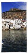 Cefalu - Sicily Beach Towel