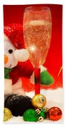 Celebrate The Holidays Beach Towel