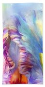Celestial Goddesses Beach Towel