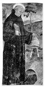 Celestine V (1215-1296) Beach Towel