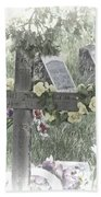 Cemetery Beach Towel