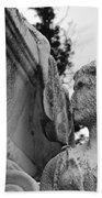 Cemetery Gentlewoman Beach Towel