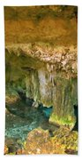 Cenote Two Beach Towel
