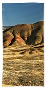 Central Oregon Painted Hills Beach Towel