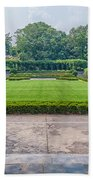 Central Park Serenity V Beach Towel