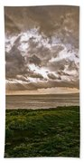 Changing Sky Beach Towel