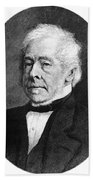 Charles Pelham Villiers (1802-1898) Beach Sheet