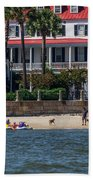 Charleston Beach Beach Towel