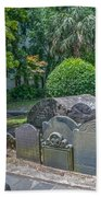 Charleston Graveyard Beach Towel