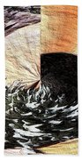 Chasing The Dragon's Tail Beach Towel