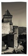 Chateau De Castelnaud With Hot Air Beach Towel