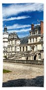 Chateau Fontainebleau - France Beach Towel