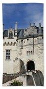 Chateau Saumur  Beach Towel