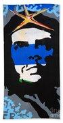 Che Guevara Picture Beach Towel