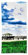 Chechessee River Style Beach Towel