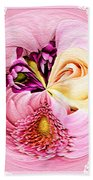 Cherished Bouquet Beach Towel