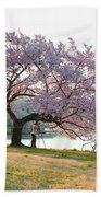 Cherry Blossoms 2013 - 003 Beach Towel