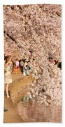 Cherry Blossoms 2013 - 076 Beach Towel