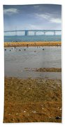 Chesapeake Bay Bridge Beach Towel