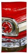 Chevrolet Impala Classic Rear View Beach Towel