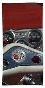 Chevrolet Impala Steering Wheel Beach Towel