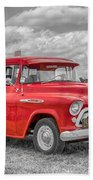 Chevy 3100   7d05235 Beach Towel