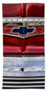 Chevy Truck Logo Vintage Beach Towel