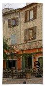 Chez Luigi St Remey France Dsc02408  Beach Towel