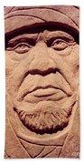 Chief-keokuk Beach Towel