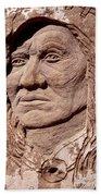 Chief-washakie Beach Towel