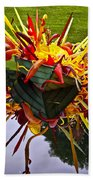 Chihuly Float Beach Towel