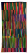 The Glass Forest Beach Towel