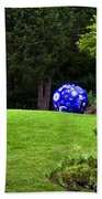 Chihuly Garden Beach Towel by Diana Powell