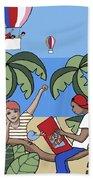 Children 1 Beach Towel