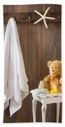Childrens Bathroom Beach Towel