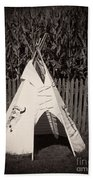 Childs Vintage Play Tipi Beach Towel