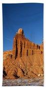 Chimney Rock Capitol Reef National Park Utah Beach Towel