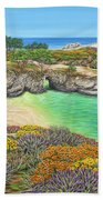 China Cove Paradise Beach Towel