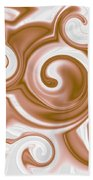 Chocolate Milk Take 2 Beach Towel