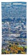 Christchurch City Beach Towel