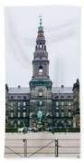 Christiansborg Slot Beach Towel