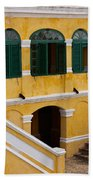 Christiansted National Historic Fort Beach Towel