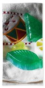 Christmas Thoughts Soap Beach Towel