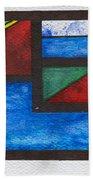 Chromatic Vision 2 Beach Towel